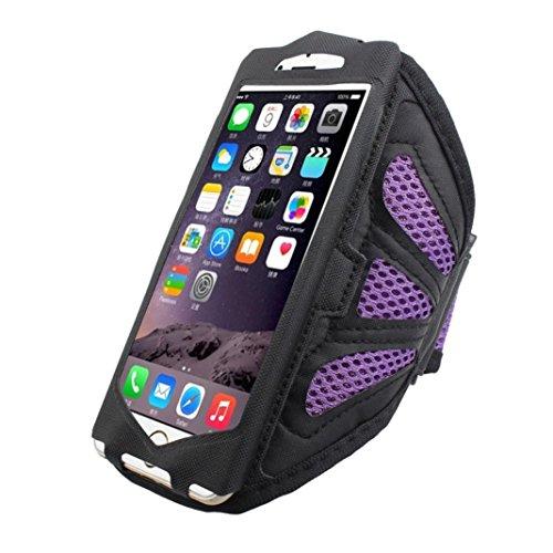 - FAPIZI For iPhone 7 Plus Case Ultra Thin Slim Shockproof Matte Hard Cover (Purple)