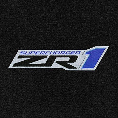 Lloyd Matsコルベットzr1 3個入りVelourtex 2フロントフロアマット&トランクマット( 2009 – 2010 – 2011 – 2012 – 2013 ) B017YHA76I  - -