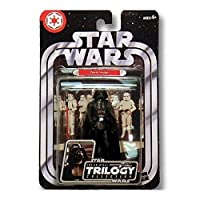 1 X Star Wars Colección original de trilogías Darth Vader Estrella de la muerte OTC # 34