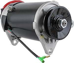 Db electrical ghi0005 starter generator for yamaha g2 g5 for Yamaha generator canada