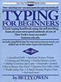 Typing for Beginners, Betty Owen, 0399511474
