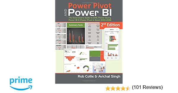 Power Pivot and Power BI: The Excel User's Guide to DAX, Power ...