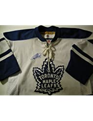 Austin Matthews autographed/signed Toronto Maple Leafs Jersey COA