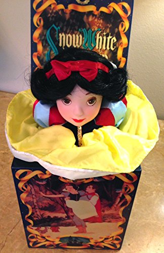 Enesco Snow White Jack in the Box