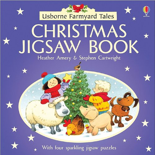 Read Online Christmas Jigsaw Book (Usborne Farmyard Tales Jigsaw Books) pdf