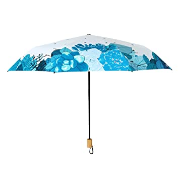 Paraguas pintado a mano de estilo chino paraguas pequeño paraguas de protección UV de sol paraguas