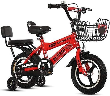ZZKK Bicicletas de 16 Pulgadas de Bicicletas Bicicletas 3-4-5-6-7 ...