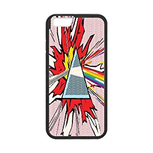 """Qxhu Pink Floyd patterns Hard Plastic Back Protective case for Iphone6 4.7"""""""