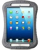 iPad Mini Case, iXCC ® Shockproof Silicone Protective Case Cover for iPad Mini, Mini 2, Mini 3and iPad Mini Retina Models - Gray
