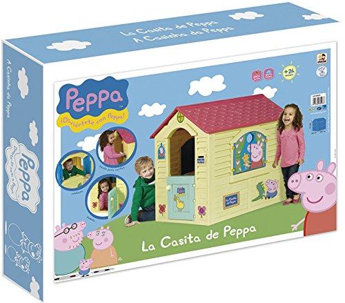 peppa pig la casita fbrica de juguetes amazones juguetes y juegos