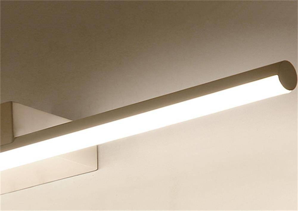 Mkj semplice led moderni risparmio energetico luci a specchio bagno