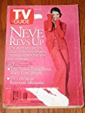 TV Guide 1997 Back Issue Neve Campbell Party of Five Scream Cover Feb 8 - 14