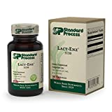 Standard Process – Lact-ENZ – Digestive Enzyme and Probiotic Supplement, Supports Digestion and Immune System Function, Gluten Free – 90 Capsules For Sale