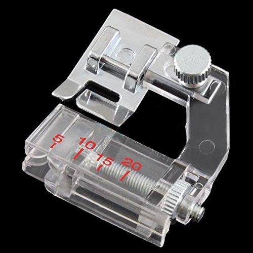 Bias Binder Presser Foot Feet for Sewing Machines ()