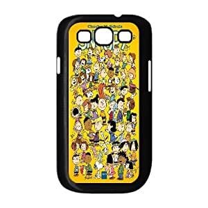 Custom High Quality WUCHAOGUI Phone case Cute & Lovely Snoopy Protective Case For Samsung Galaxy S3 - Case-7