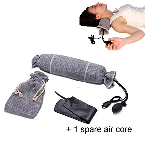 Inflatable roll Pillow GreenMoon Adjustable product image