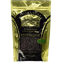 Hualālai Estate PREMIUM Kona Whole Bean Coffee