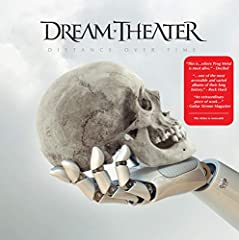 """""""Distance Over Time"""" is Dream Theater's 14th studio album and debut for InsideOutMusic/Sony Music. The two-time GRAMMY Award nominated progressive metal band have sold over 15 million records worldwide. For this record, the band approached th..."""