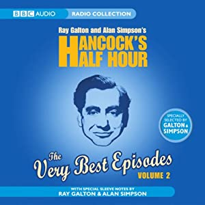 Hancock's Half Hour, Volume 4 Radio/TV Program