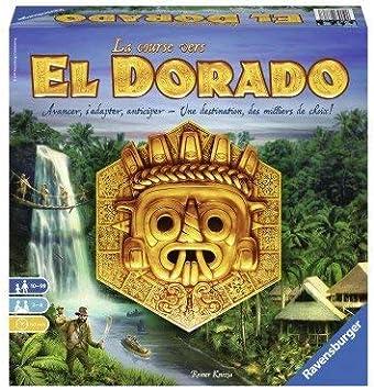 Ravensburger – El Dorado, 26776 versión francés: Amazon.es ...
