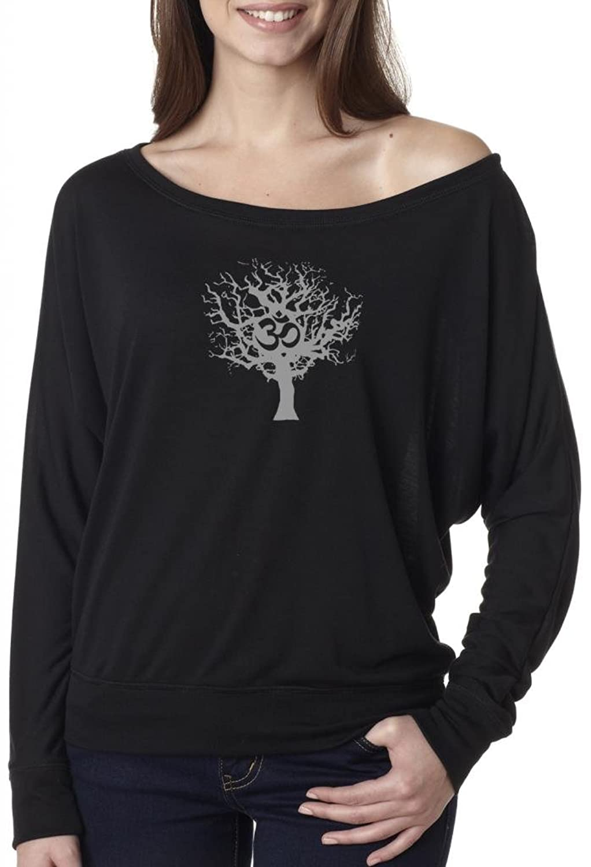 "Yoga Clothing For You Ladies ""Tree of Life"" Boho Tee Shirt"