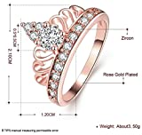 AnaZoz Jewelry Hers & Women's For Fashion Luxury