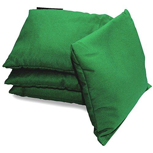 Driveway Games All Weather Corntoss Bean Bags Green