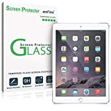 amFilm Glass Screen Protector for iPad 9.7 6th Gen, 5th Gen, iPad Pro 9.7, iPad Air, Air 2, Tempered Glass, Apple Pencil Compatible: more info