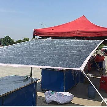 Amazon.com: Tela de sombra 75-80% paneles de aluminio ...