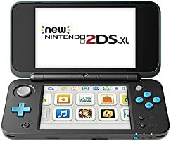 Consola Nintendo 2DS XL - Black/Turquoise - Standard Edition