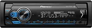 Pioneer MVH-S312BT Multimedia Player (Does not Play CD's) with Bluetooth