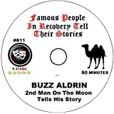 Alcoholics Anonymous AA 12 Step Speaker CD - Buzz Aldrin Man on the Moon Recovery Story