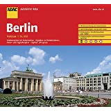 ADAC AutofahrerAtlas Berlin 1:14 000 (ADAC Atlanten)