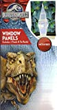 Jurassic World Window Panels Curtains Drapes, Set of 2 For Sale
