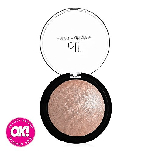 (6 Pack) e.l.f. Studio Baked Highlighter - Blush Gem (Elf Baked Blush Gems)