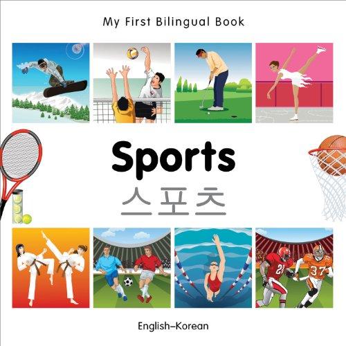 My First Bilingual Book-Sports