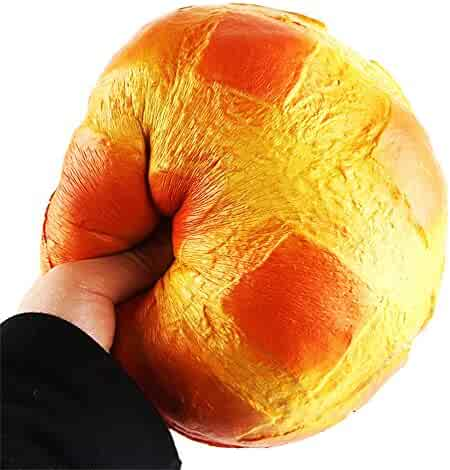 Dimanul Squishies Slow Rising Jumbo Toy Kawaii squishies Pack Cheap Stress Relief Giant Squishy Scented Scented Squishy Bread Cake Squishy Toys for Kids and Adults Cute Mini Toy Girl