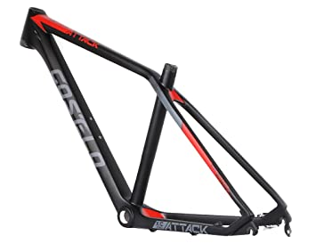 XC Pro montaña MTB Costelo ataque bicicleta de carbono marco de ...