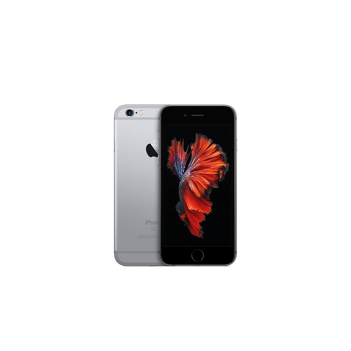 Apple iPhone 6S 64GB LTE Verizon,Space Gray (Renewed) by Apple