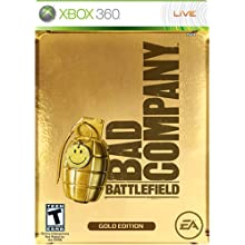 Battlefield: Bad Company Gold Edition -Xbox 360