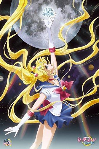 美少女戦士セーラームーンCrystal 「美少女戦士セーラームーンCrystal」 ジグソーパズル 1000ピース [1000-520]