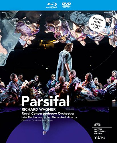 Blu-ray : Wagner: Parsifal (With DVD, 2PC)