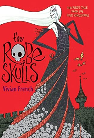 book cover of The Robe of Skulls