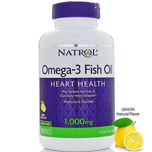 Omega 3 1000mg Natrol 150 Softgel
