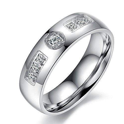 Mealguet Jewelry Stainless Comfort Engagement product image