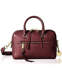 Marc Jacobs Recruit Bauletto Handbag Satchel Bag