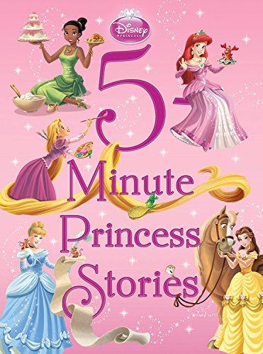 5-Minute Princess Stories (5-Minute Stories) JungleDealsBlog.com