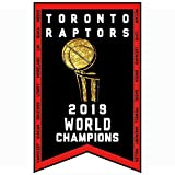 Toronto Raptors Flag 2019 NBA World Champions 3'x5' Flag Champs Banner
