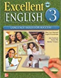 img - for Excellent English Level 3 Student Book with Audio Highlights and Workbook with Audio CD Pack L3: Language Skills For Success book / textbook / text book