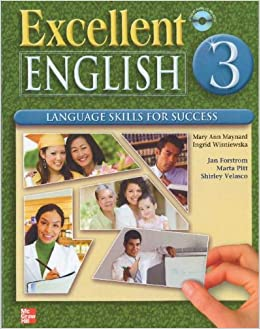Excellent English Level 3 Student Book with Audio Highlights and Workbook with Audio CD Pack L3: Language Skills For Success